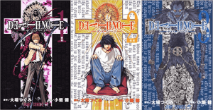 Death Note - world anime culture